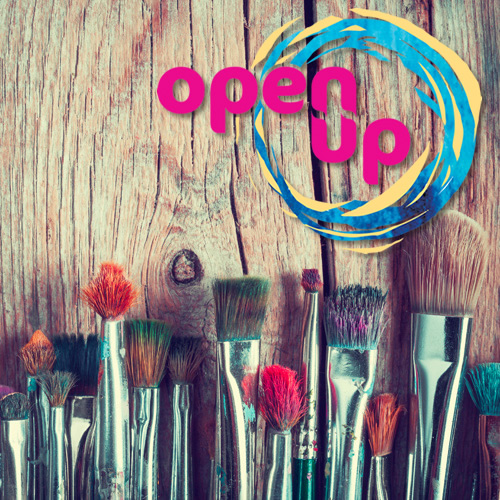 open up brushes