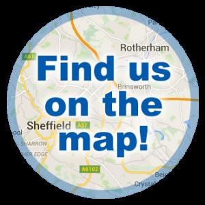 open up sheffield map