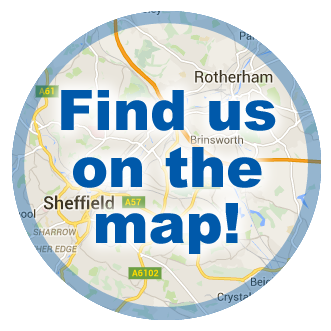 open up sheffield map
