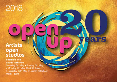Open Up Sheffield 2018 brochure