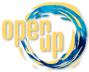 Open Up Sheffield Logo