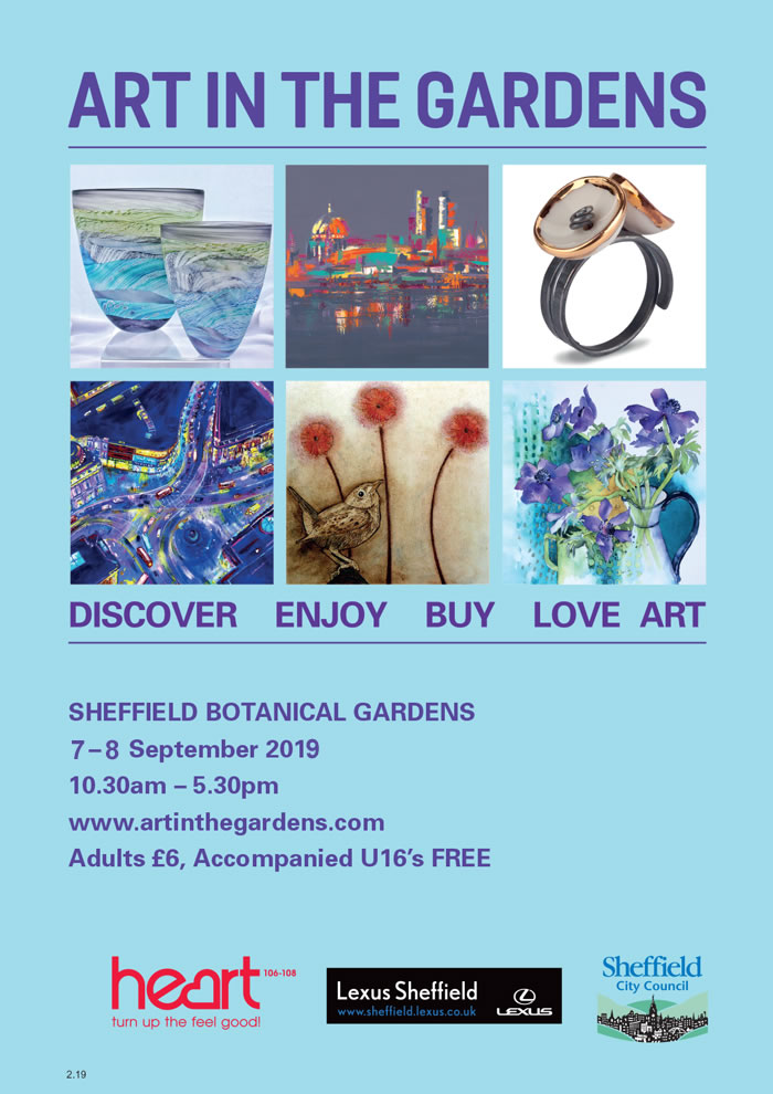 Art in the Gardens 2019