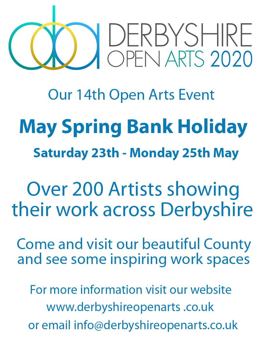Derbyshire Open Arts 2020