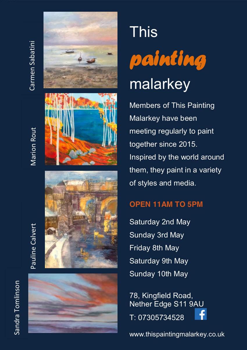 This Painting Malarkey group