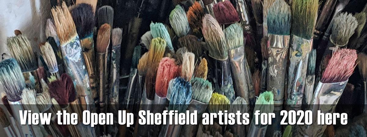 Open up sheffield artists